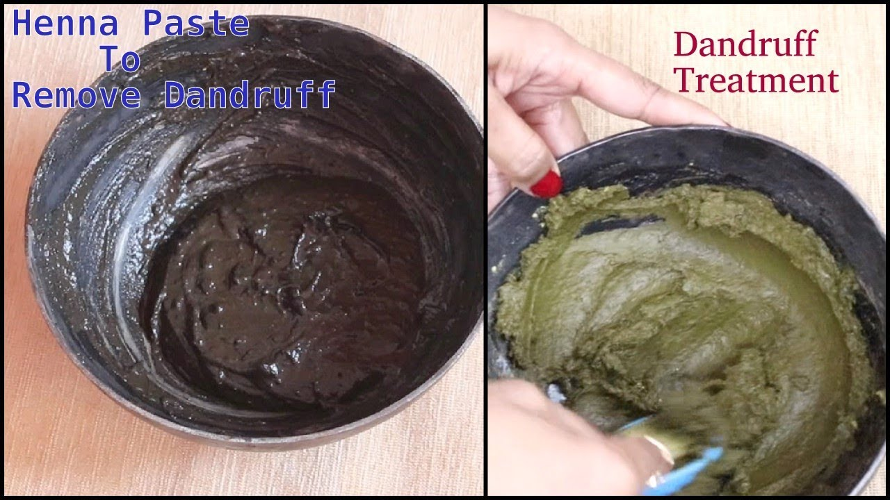 how to make henna paste without henna powder