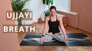 UJJAYI Pranayama for Beginners: Three Stages to Practice