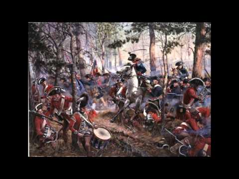 90 minutes of american revolutionary war music