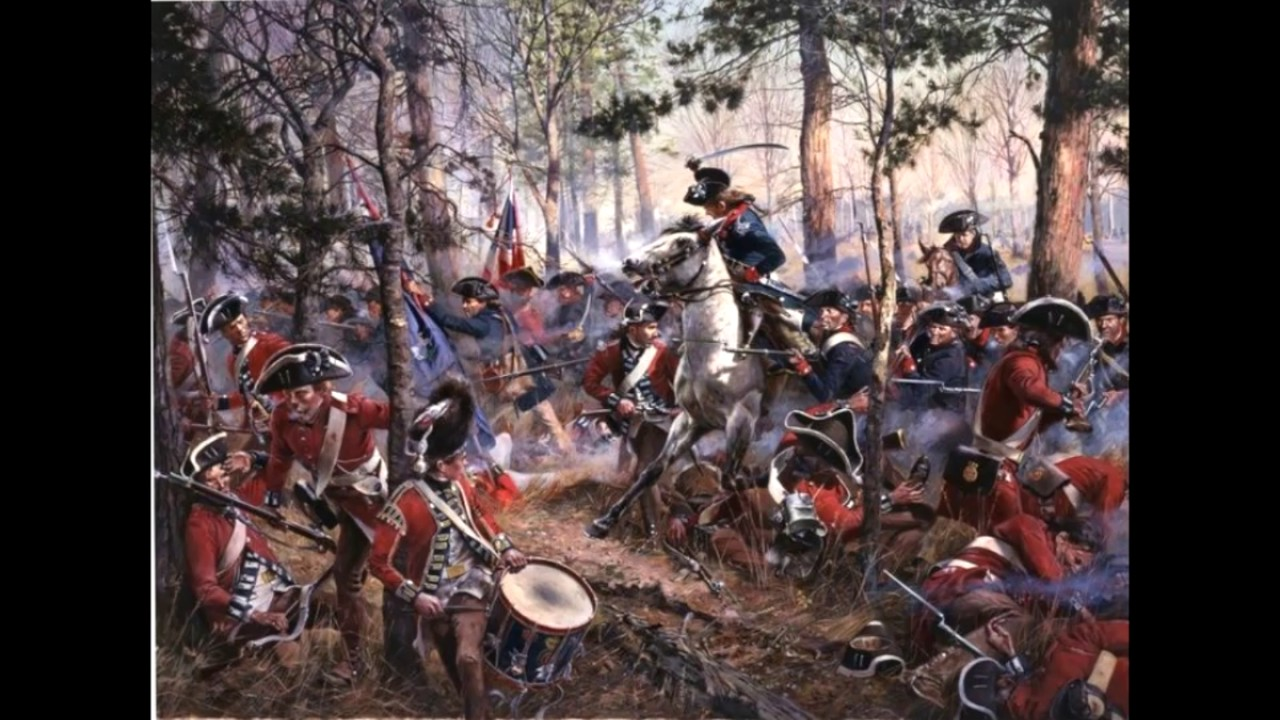 american revolutionary war music ...
