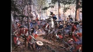 90 minutes of american revolutionary war music
