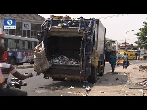 Lagos State In 'Waste War' As Big Story Analyses Situation Pt.4 |Big Story|