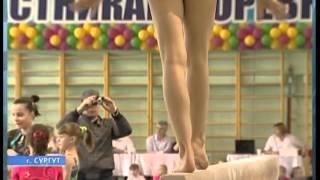Первенство УСС Факел по спортивной гимнастике
