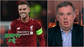 Steve Nicol and Gab Marcotti of ESPN FC break down Liverpool vs. Napoli in UEFA Champions League Group C, in which Mohamed Salah's goal, many ...