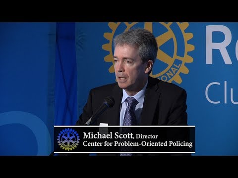 Milwaukee Rotary Club: Michael Scott - Problem-Oriented Policing