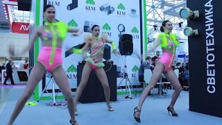 И снова прекрасные танцы с выставок Электро-2017 и Нефтегаз-2017