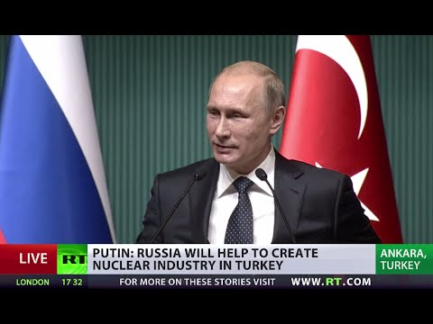 Putin: If Europe doesn't want our gas, we will redirect resources, build new pipeline