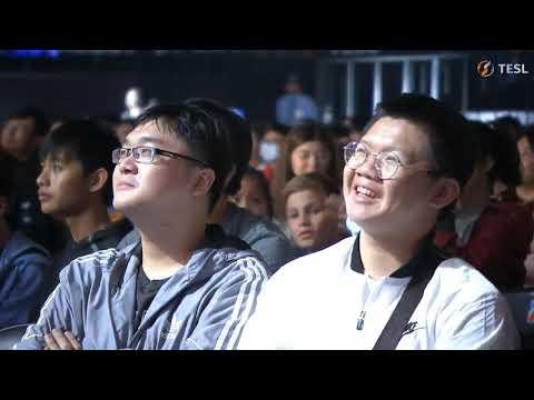IESF 2018 - Tekken 7 Top 16 - FIN Jopelix...