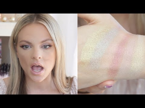 BECCA COSMETICS LIGHT CHASER REVIEW