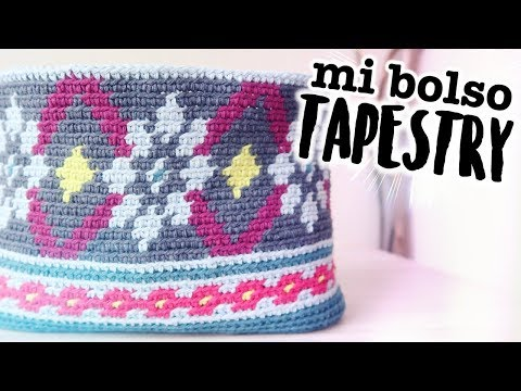 Mi Bolso Crochetnuevo Reto 2019Clase 3 Ahuyama A Tapestry dCeorxB