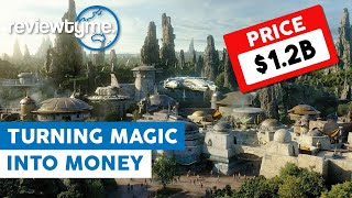 The Tactics Disney Theme Parks Use To Make a Profit | ReviewTyme