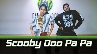 Scooby Doo Pa Pa - DJ Kass   Afro Dance   HY Dance Studios