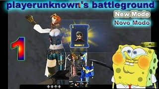 Blood strike : novo modo - new mode : playerunknown's battleground : chinese version