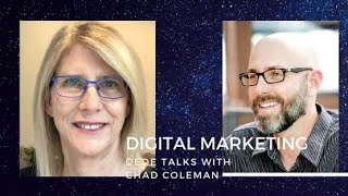 Digital Marketing for Small Business   Insights from Chad Coleman
