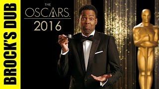 The 2016 Oscars (Brock's Dub)