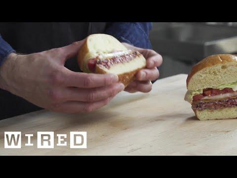 The Strange Science of the Veggie Burger That Bleeds