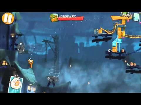 Angry Birds 2 Level 30 - Angry Birds 2 Walkthrough FULL HD SKILLGAMING
