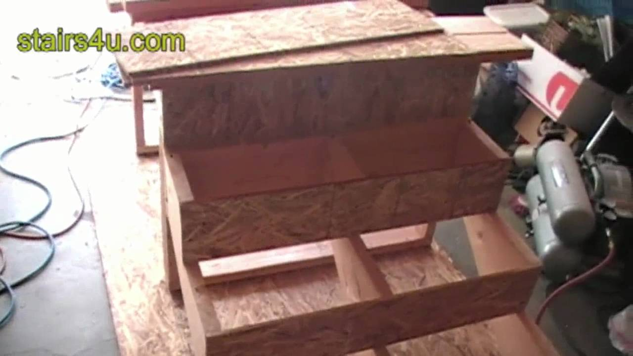 Fixing Stair Tread Variations   How To Repair Stairs   YouTube