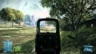 Battlefield 3 Multiplayer Gameplay PC + Commento ITA | Il gioco di squadra -_-