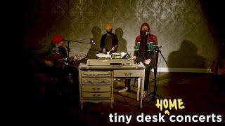 Muzz: Tiny Desk (Home) Concert