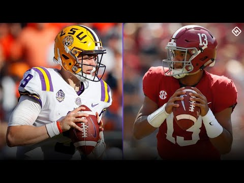 Alabama Vs LSU 2018 ..  Tigers .. Dont Hunt What You Can Kill ! RMFT !