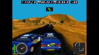 International Rally Championship - Nostalgia Gameplay