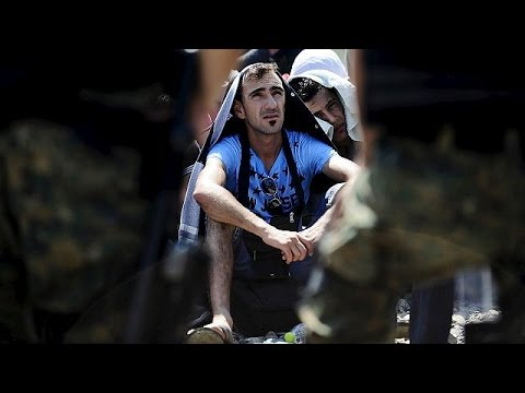 3,000 refugees a day to enter Former Yugoslav Republic of Macedonia