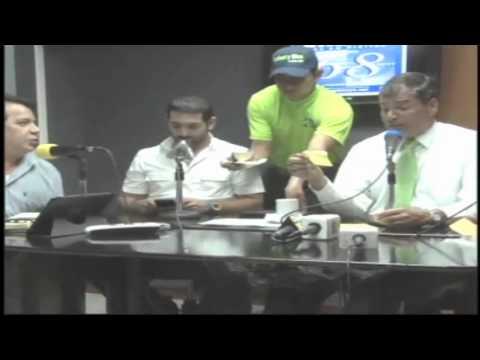 Entrevista con Radio Atalaya, Sucre y CRE, Guayaquil (26 de enero)