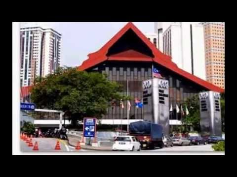 Putra World Trade Centre - Tourist Attractions in Malaysia