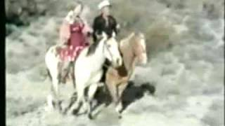 Roy Rodgers & Dale Evans - Riding The West Medly