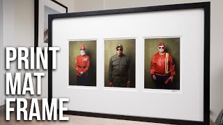 PRINT, MAT & FRAME Your Photographs (from A to Zen)