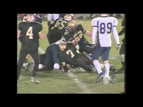 2007 Oak Forest High School Football Semi Final