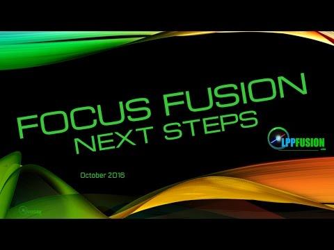 The New Fusion Race - Part 5 - Focus Fusion Next Steps