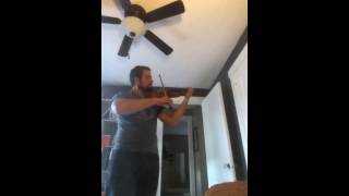 Somewhere over the Rainbow (Violin Cover) - Ryan Minor