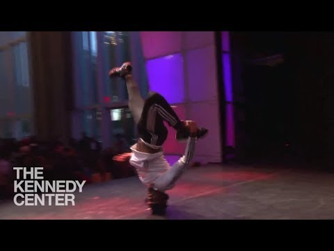 Top Notch 2016: Breakdance Battle Competition