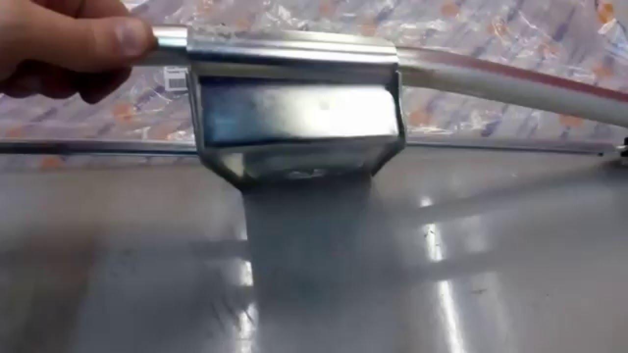 Механизм стеклоочистителя лобового стекла (трапеция) Volkswagen LT, Mercedes Sprinter