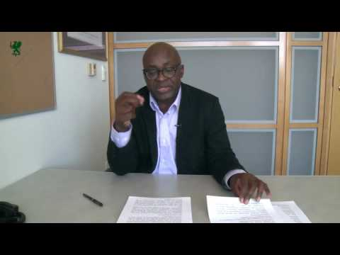 Achille Mbembe. Technologies of Happiness in the Age of Animism. 2016
