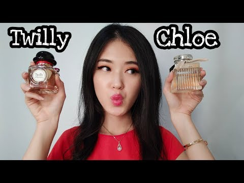 REVIEW PARFUM TWILLY CHLOE EDP