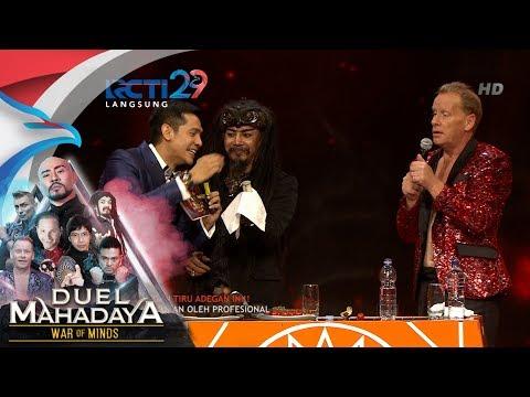 DUEL MAHADAYA - Master Limbad Vs Stevie Starr Adu Kekuatan [12 Agustus 2018]