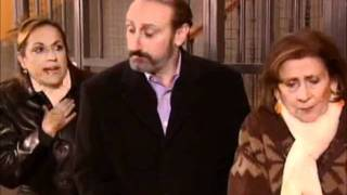 ANHQV Marisa y la cara de amargada de la chunga