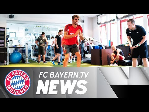 FC Bayern starts preparing for new season - Klose new Under 17's coach
