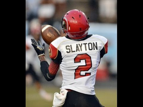 2015 WR/DB Darius Slayton 2014 Season Highlight Remix