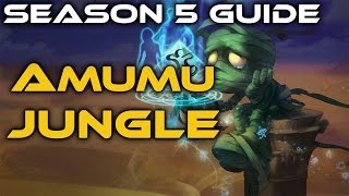 League of Legends - AP Amumu Jungle GUIDE - Full Game Commentary