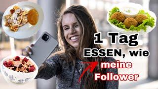 1 Tag ESSEN, wie meine Follower  Puddingoats, Kaiserschmarren etc  vegane, vegetarische Rezepte