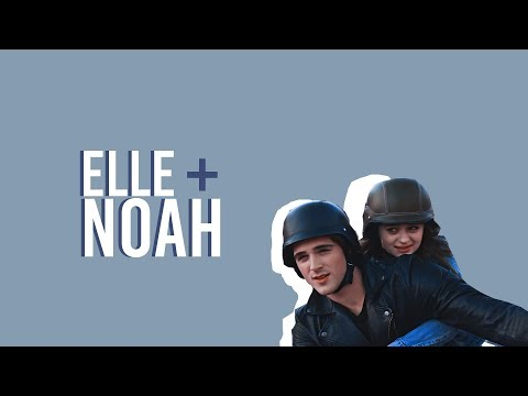 elle & noah • true love [the kissing booth]