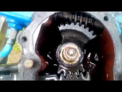 Как убрать люфт в рулевой колонке мтз 80