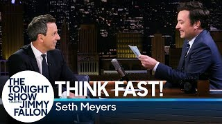 Think Fast! with Seth Meyers