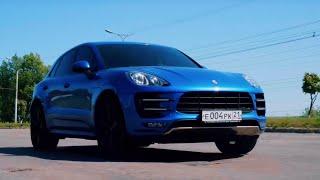 Премиальный Porsche Macan Turbo 2015 б/у