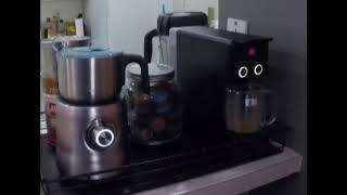 illy espresso 와 브레빌 거품기가 만났을때…