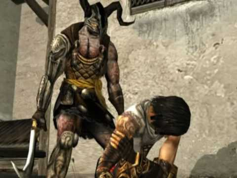Prince of Persia 3 - Bloopers